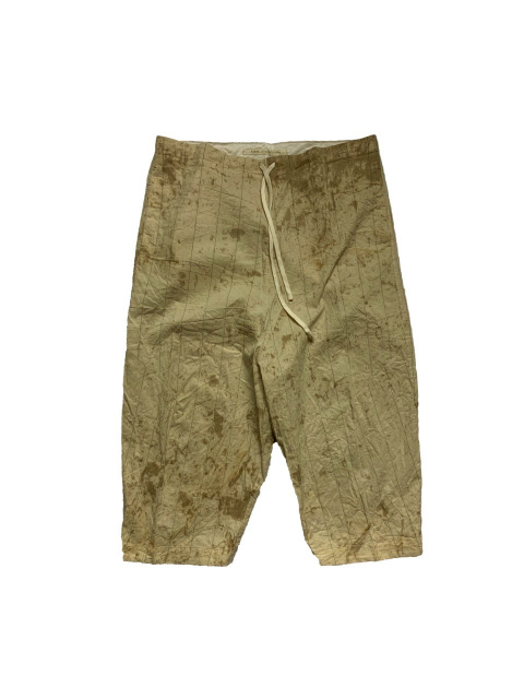 【SALE 30%OFF】≪New Arrival≫FORME D' EXPRESSION/FISHERMAN PANTS [43-211-0006]