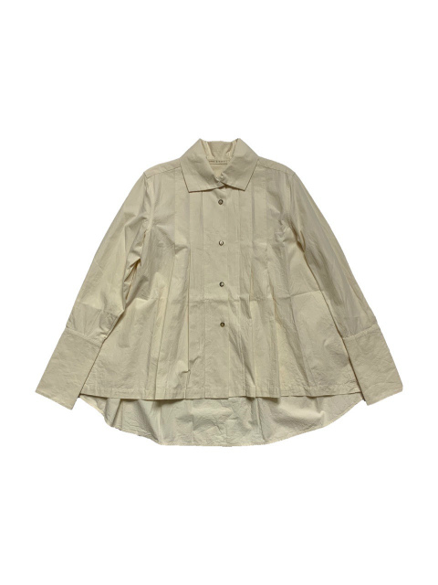 ≪New Arrival≫FORME D' EXPRESSION/HIGH COLLARED BLOUSE [31-211-0001]