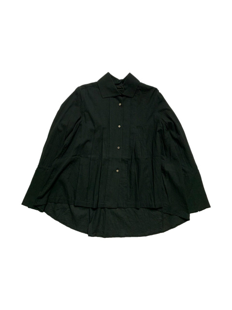≪New Arrival≫FORME D' EXPRESSION/HIGH COLLARED BLOUSE [31-211-0012]
