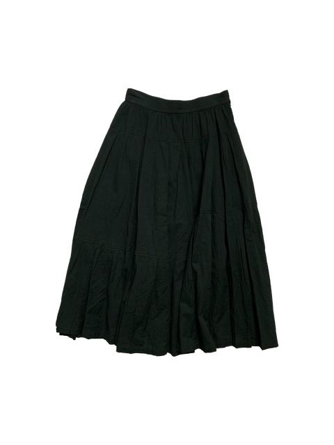 【SALE 30%OFF】≪New Arrival≫FORME D' EXPRESSION/TIERED MIDI SKIRT [33-211-0003]