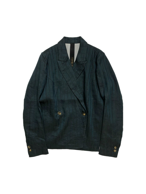≪New Arrival≫FORME D' EXPRESSION/SHORT STRTUM JACKET [31-211-0002]
