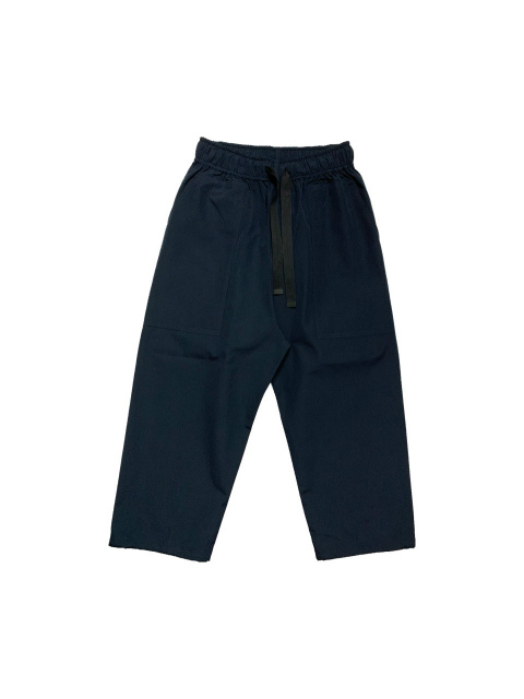 ≪New Arrival≫BARBARA ALAN/COTTON GABADINE CARGO PANTS [43-211-0009]