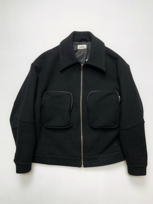 【SALE/セール/30%OFF】≪New Arrival≫[送料無料]Lownn/UTILITY SHORT JACKET [24-192-0001]
