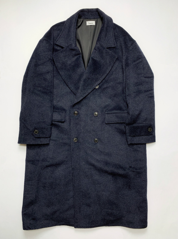 【SALE 40%OFF】Lownn/MILITARY OVER COAT [24-192-0004]
