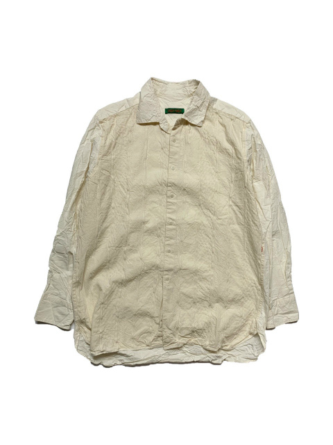 ≪New Arrival≫CASEY CASEY/BIG PATCH SHIRT [17HC226] [21-212-0002]