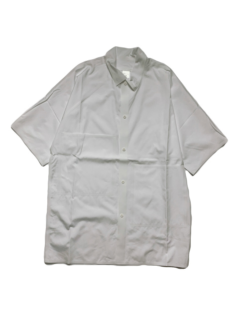 【SALE 30%OFF】BARBARA ALAN/POPLINE BASE SHIRTS [21-201-0010]