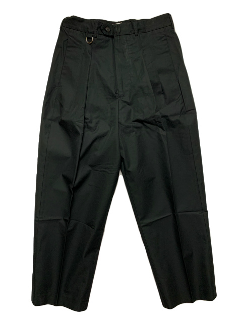 【SALE 30%OFF】Lownn/W PLEATED PANTS [23-201-0005]