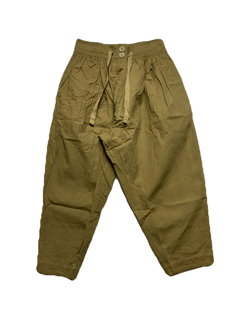 【SALE 30%OFF】CASEY CASEY/PECHEUR PANTS [14FP78] [33-201-0014]