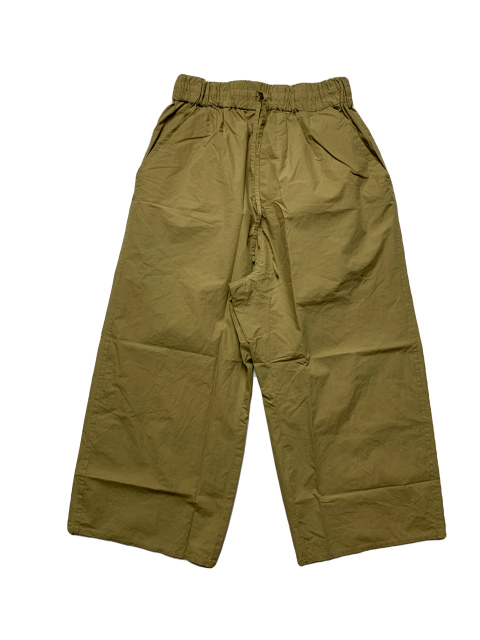 【SALE 30%OFF】ALBUM DI FAMIGLIA/WIDE&SHORT TROUSERS TC [33-201-0005]