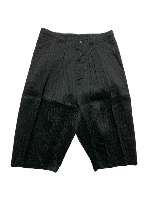 【SALE 30%OFF】FORME D' EXPRESSION/TAILORED SAROUEL PANTS [23-201-0003]