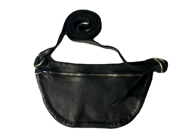 GUIDI/グイディ/Q100/SOFT HORSE BELT BAG [49-201-0002]