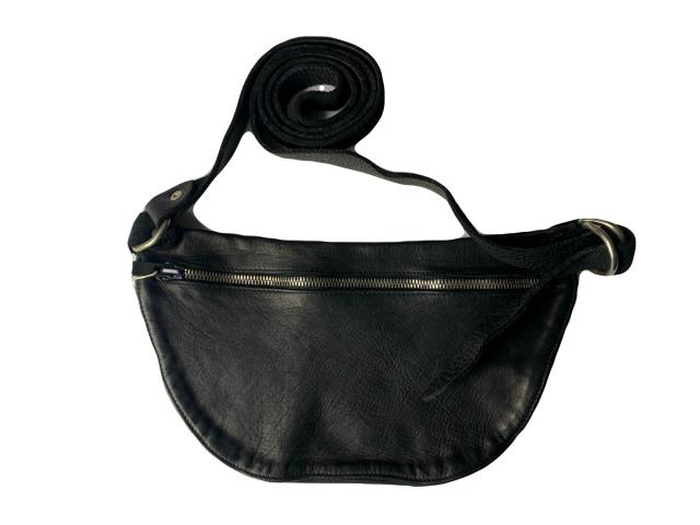 ≪New Arrival≫[送料無料]GUIDI/グイディ/Q100/SOFT HORSE BELT BAG [49-201-0002]