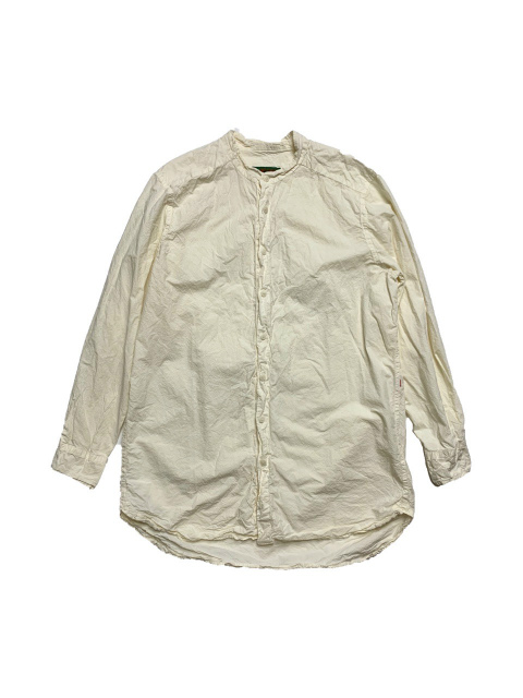≪New Arrival≫CASEY CASEY/NY SHIRT H PAPER [15HC189] [21-202-0007]