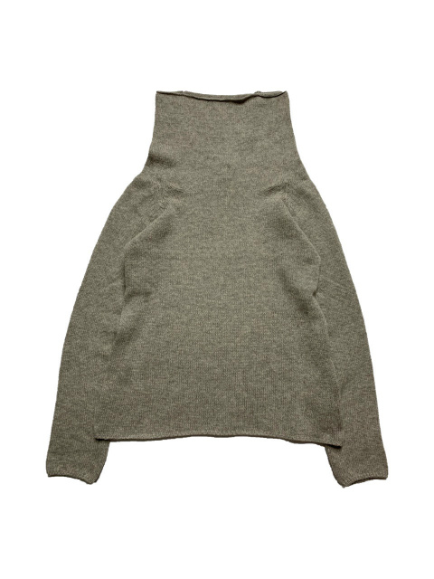 ≪New Arrival≫FORME D' EXPRESSION/CLOCHE PULLOVER [36-202-0003]