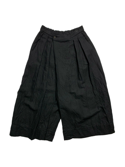 【SALE 30%OFF】≪New Arrival≫FORME D' EXPRESSION/PROTFOLIO GAUCHO PANTS [43-202-0001]