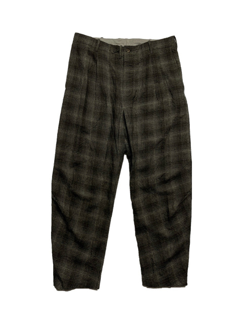 ≪New Arrival≫FORME D' EXPRESSION/BAGGY CASUAL PANTS [43-202-0002]