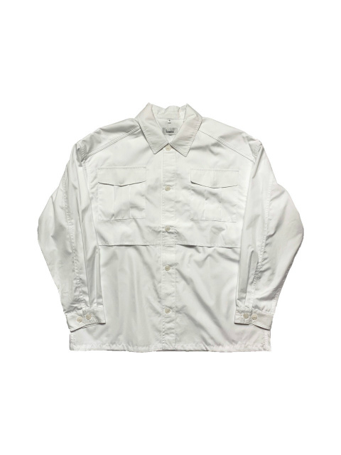 【SALE 30%OFF】Lownn/LAYERED SHIRTS [21-202-0003]