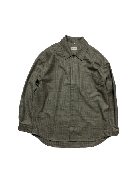 【SALE 30%OFF】Lownn/MINIMAL SHIRTS [21-202-0002]