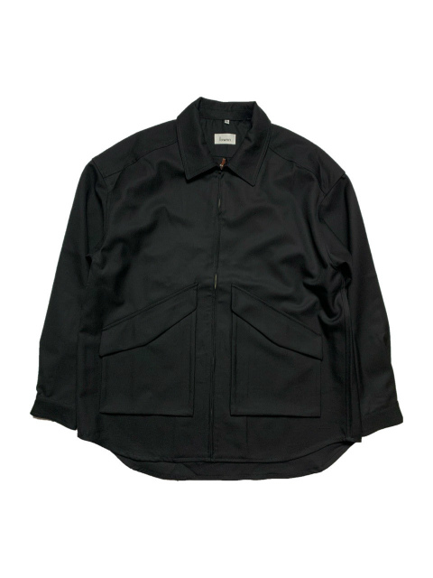 【SALE 30%OFF】Lownn/ZIP SHIRTS [21-202-0004]