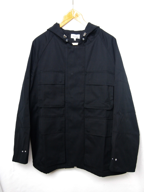 【SALE 30%OFF】LOWNN/SHORT OVERSIZED PARKA. [SS18-D-00615][24-181-0006]