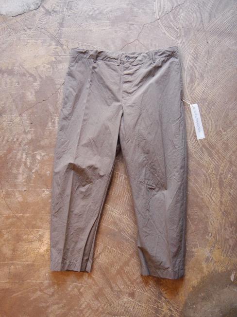 [セール/SALE/30%OFF][送料無料]FORME D' EXPRESSION/CASUAL LOUNGE PANTS.  [33-161-0007