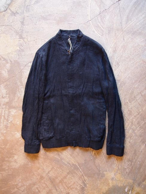 ●[セール/SALE/30%OFF][送料無料]FORME D' EXPRESSION/ZIPPED BLOUSON JACKETS. [37-161-0005]
