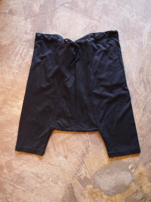 ●[セール/SALE/30%OFF][送料無料]FORME D' EXPRESSION/SHORT THAI PANTS.  [43-161-0007]
