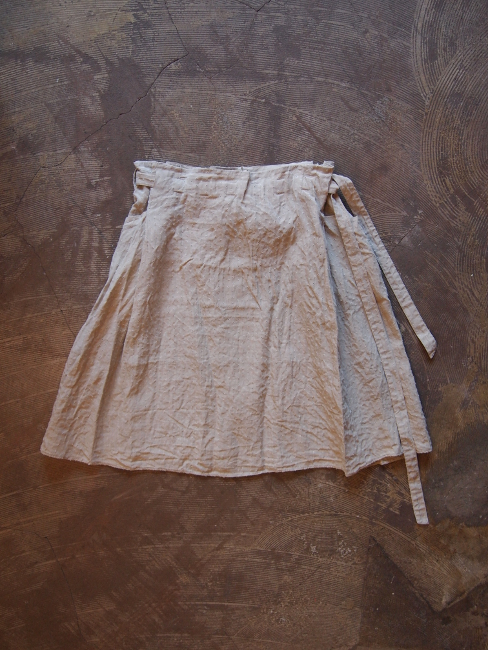 【SALE/セール/30%OFF】[送料無料]FORME D' EXPRESSION/BELT-GATHERED SKIRT.  [43-161-0008]