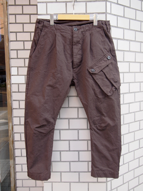 【SALE/セール30%OFF】[送料無料]SANGUE SACRO SULLE ROSE/PANTS. [33-162-0008]