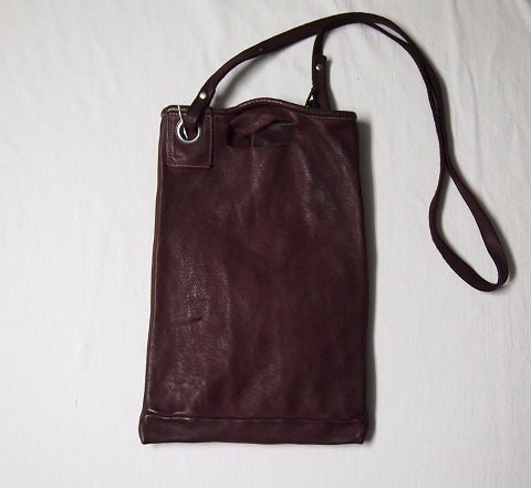 [送料無料]DelleCose/デレコーゼ/BAG HORSE GARMENTS DYED. [49-182-0032]
