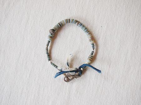 NORTHWORKS/ノースワークス/Beads Blacelet.[D711]