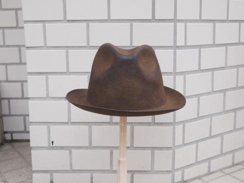 [送料無料]REINHARD PLANK/レナードプランク/BONA  WOOL BURN HAT. [58-162-0002]
