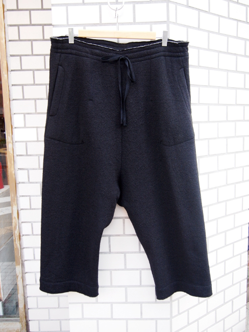 ≪SALE/セール/30%OFF≫[送料無料]FORME D' EXPRESSION/KNIT BAGGY PULLON PANTS.  [33-162-0003]