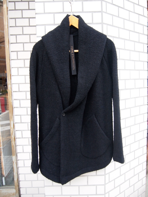 ◎【SALE/セール/30%OFF】[送料無料]FORME D' EXPRESSION/HOODED KNIT CARDIGAN.  [36-162-0001]