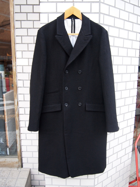 【SALE/セール/30%OFF】[送料無料]FORME D' EXPRESSION/6X3 DB MORNING COAT.  [34-162-0004]
