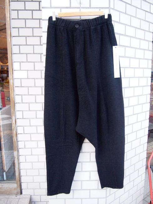 【SALE/セール/30%OFF】[送料無料]SYNGMAN CUCALA/Jersey Trousers. [33-162-0001]