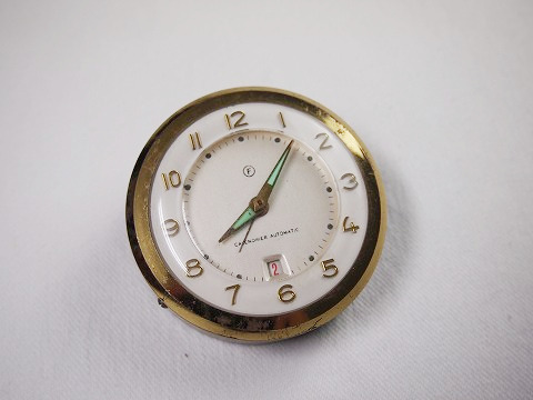 CALENDRIER AUTOMATIC Table clock