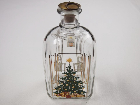 Christmas bottle