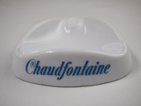 CHAUDFONTAINE OPALEX ashtray