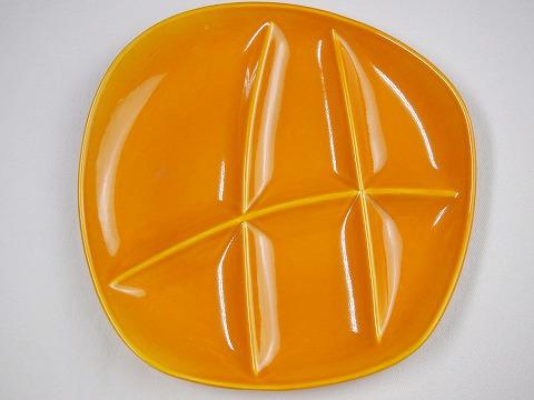 SALINS FRANCE fondue plate