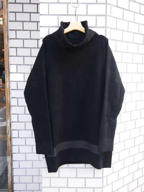 ≪SALE/セール/30%OFF≫[送料無料]BARBARA ALAN/WOOL SPLIT JUMPER. [44-162-0016]
