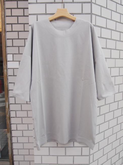【SALE/セール/30%OFF】[送料無料]BARBARA ALAN/DOUBLE JERSEY OVER TEE. [42-162-0003]