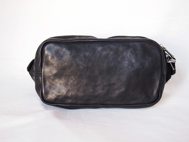[送料無料]GUIDI/グイディ/SOFT FULL GRAIN FANNY PACK L[BV04][49-191-0013]