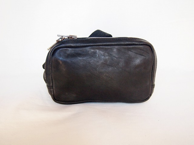 GUIDI/グイディ/SOFT FULL GRAIN FANNY PACK S[BV03][49-191-0012]
