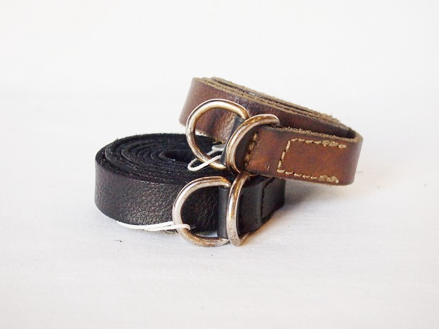 [送料無料]GUIDI/グイディ/BISON FULL GRAIN LEATHER BELT[BLT0][49-191-0014]