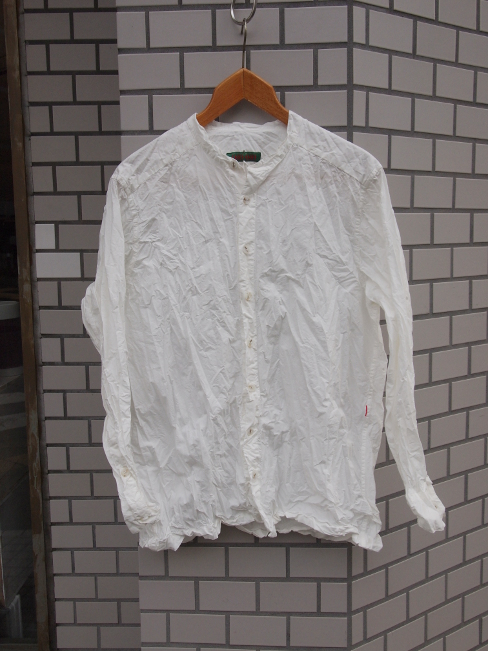★≪New Arrival≫[送料無料]CASEY CASEY/PAPER SHIRTS. [08HC75] [31-171-0006]