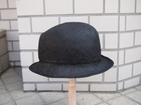 [送料無料]REINHARD PLANK/レナードプランク/MINI STRAW HAT. [58-171-0004]