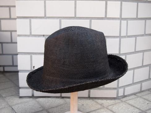[送料無料]REINHARD PLANK/レナードプランク/BANGKOK STRAW HAT. [58-171-0006]