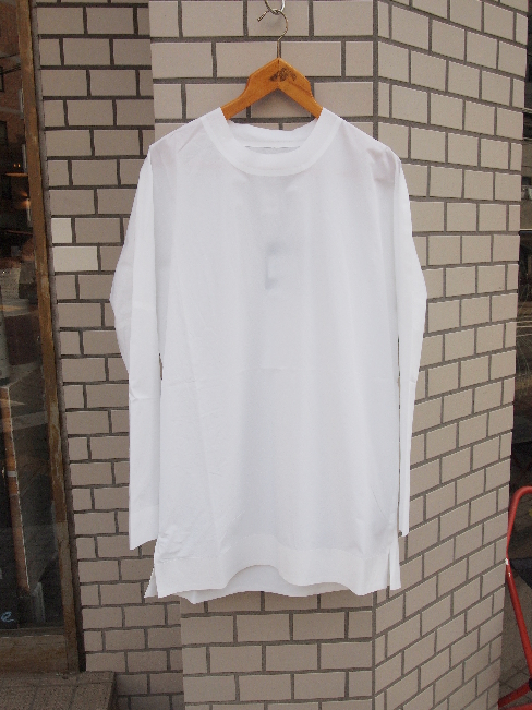 【SALE 30%OFF】BARBARA ALAN/POPLINE SWEATER. [52-171-0002]