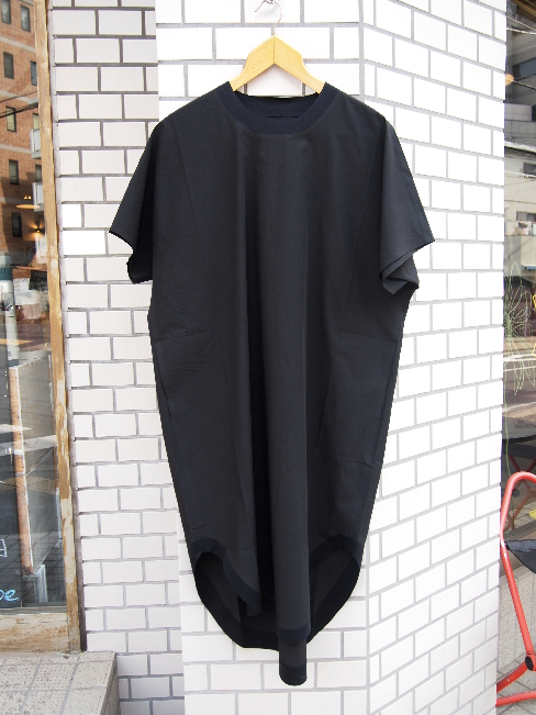 [セール/SALE/30%OFF][送料無料]BARBARA ALAN/POPELINE MIDI DRESS. [54-171-0001]